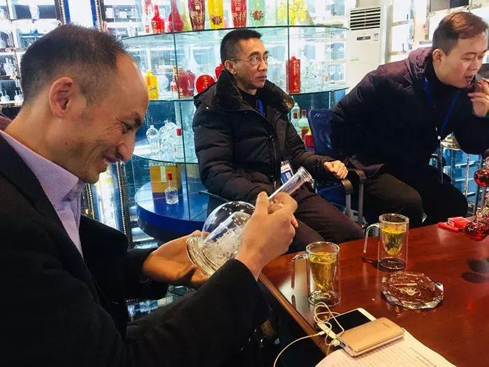 火速科技王杰老师访环球集团